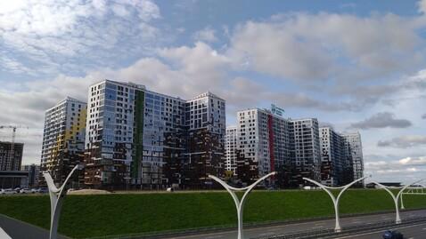 Сдается 1 к.кв. в Василеостровском районе, м. Приморская, В.Шефнера 12 - Фото 1
