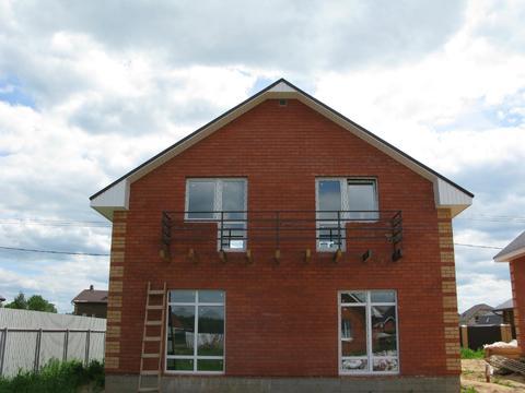 Качественный дом 170 кв. м, с центральными коммуникациями, Кабицино - Фото 2