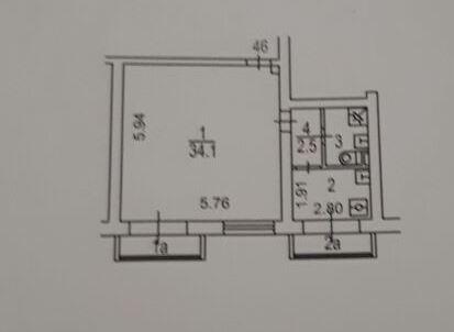 Квартира в Серебряном бору - Фото 5
