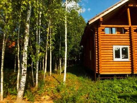 Коттедж 160м2, 10сот, Киевское ш, 55 км, в лесу, уникальное место - Фото 3