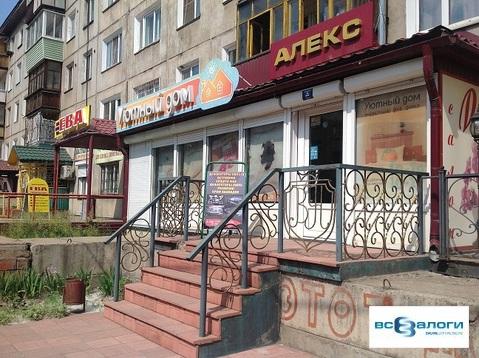 Продажа торгового помещения, Усть-Кут, Ул. Калинина - Фото 1