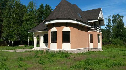 Продается эксклюзивный дом на берегу финского залива на 1 линии - Фото 1