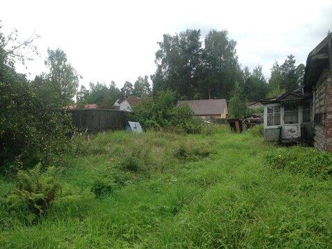 15 соток Ленинградская область, Гатчинский район, п. Вырица, ул. . - Фото 3