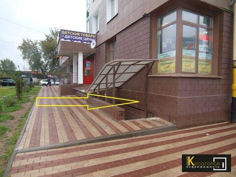 Продажа цоколя в ЖК Красково с отдельным входом под магазин - Фото 1