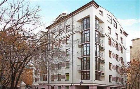 Квартира с террасой в клубном статусном доме на Арбате. г. Москва, . - Фото 1