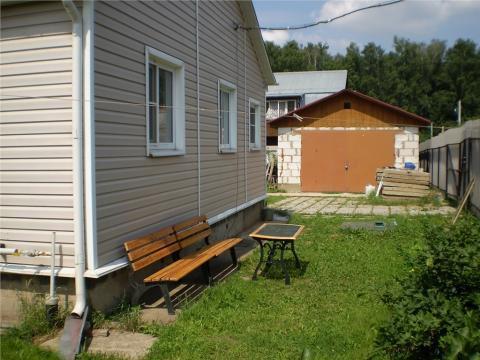 Дом 145 кв. (брус) + газосиликат, на участке 6 сот, 15-19 км до город - Фото 5