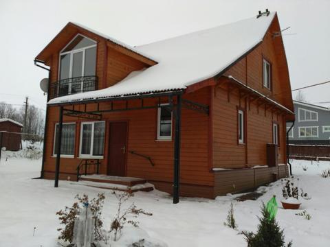 Продам жилой Дом с участком и гостевым домом-баней в Гатчинском р-оне - Фото 1