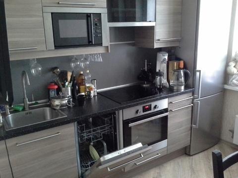 Продается 1 ком. квартира с отличным ремонтом и бытовой техникой - Фото 1