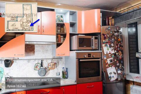 Продается 2-к Квартира ул. Просвещения проспект - Фото 2