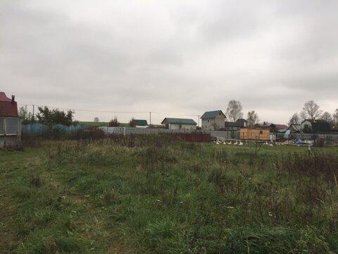7,5 соток, ИЖС, д. Гавриково Чеховский р-н, 35 км от МКАД, - Фото 4