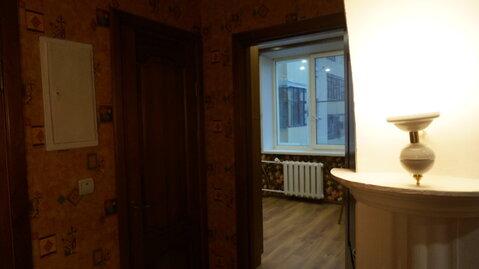 Квартира после ремонта. С мебелью