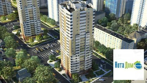 Продаётся 2-комнатная квартира по адресу Центральная 6 - Фото 3