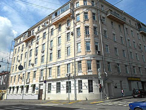 1-комн квартира на Остоженке - Фото 1