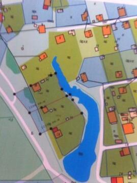 Участок на Говорова в черте города на границе с прудом, живописнейшее! - Фото 1