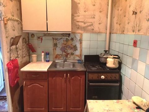 3-х комнатная квартира общ.пл 55 кв.м. в г.Струнино 3/3 кирп.доме - Фото 3