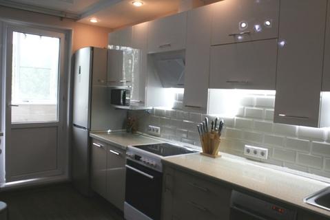 Квартира 68 кв.м. с евроремонтом в мкр. Левобережный г. Химки - Фото 1