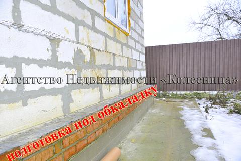 Балабаново. Новый коттедж под обои, двери и потолки, с бетонными перек - Фото 3