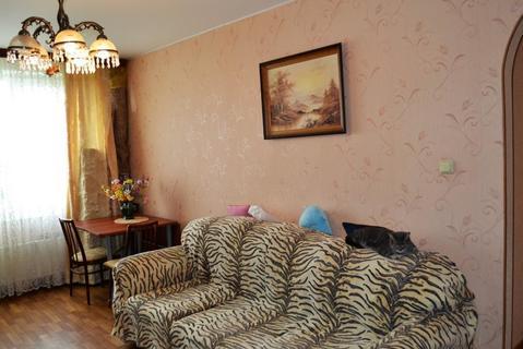 Отличная светлая 3-х комнатная квартира в 12 мин. пеш. от м. Калужская - Фото 3