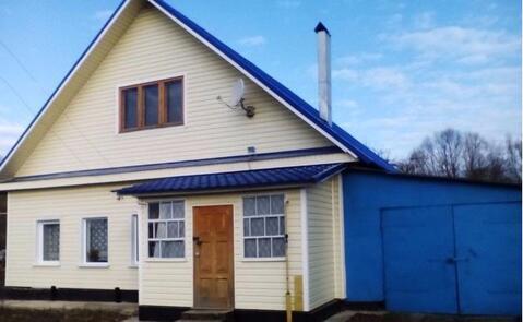 Продается дом в д. Покровское Перемышльского р-на - Фото 1