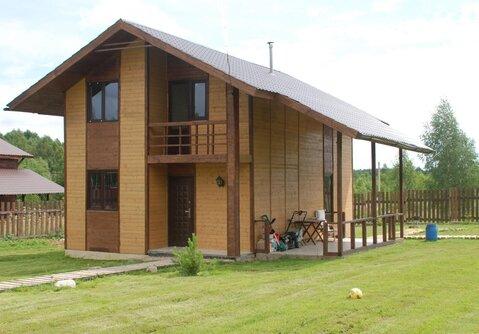 Продам дом из бруса 108 кв.м (Клин-Солнечногорск) - Фото 1