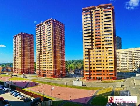 3-ком квартира, новостройка, г.Раменское, ул.Лучистая, ж\д станция - Фото 2