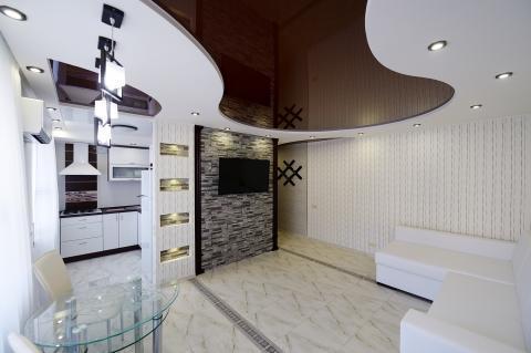 Посуточно 2-х комн. квартира класса люкс в центре Луганска. - Фото 3