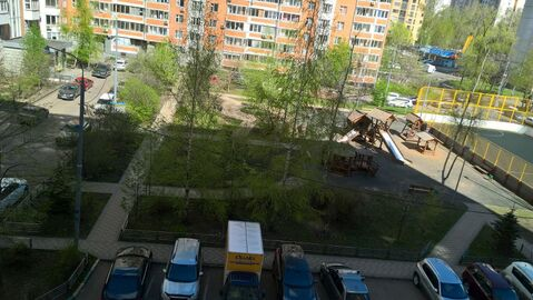 Сдается 3х комн. квартира, Дыбенко, д.6, корп.2 - Фото 1