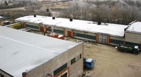 Продажа производств-складской базы 3085 м2 в Раменском, Шоссейная 13 - Фото 2