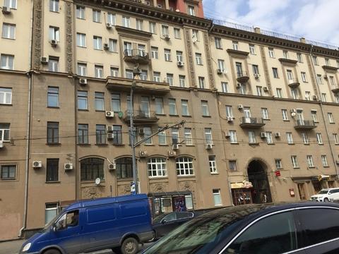 М Маяковская 2 мин пешком от метро! 4-х комн кв 112 м2 - Фото 3