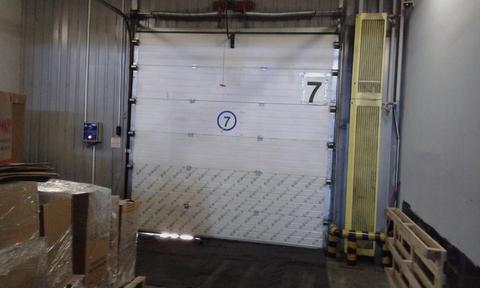 Сдается ! Складское помещение 3200 кв. м Класс А, Первая линия М-10. - Фото 4