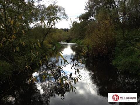 Лесной участок 42 сотки, на берегу реки. 30 км от МКАД, прописка. - Фото 5