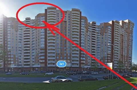 Прямая продажа двушки Димитрова 3к1 Купчино Фрунзенский район - Фото 2