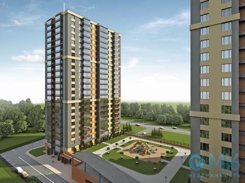Продажа 1-комнатной квартиры, 40.51 м2 - Фото 1