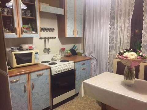 Сдается 3х комнатная квартира , м Братиславская, Верхние поля д.6 - Фото 1