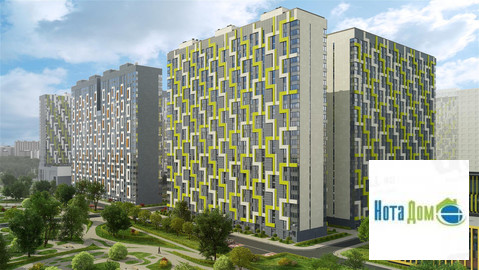 Продаётся 1-комнатная квартира по адресу Дмитровское 107стр2а - Фото 1