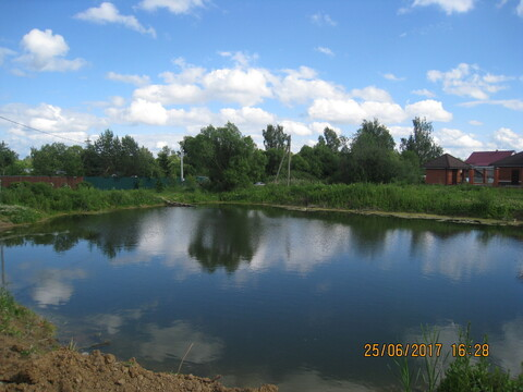Земельный участок 6 сот д. Татариново - Фото 5