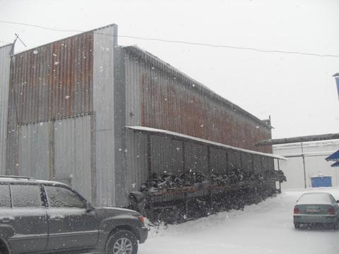 Холодный склад, 800 кв, пр. Кузнецкий - Фото 2