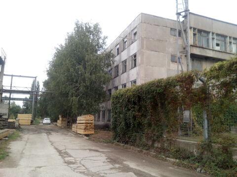 Продаётся промбаза в Крымске с ж.д. веткой на земельном участке 11 га. - Фото 2