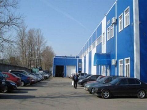 Сдам складское помещение 9148 кв.м, м. Бухарестская - Фото 2