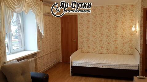 Квартира с евроремонтом в центре Ярославля. Без комиссии. - Фото 3