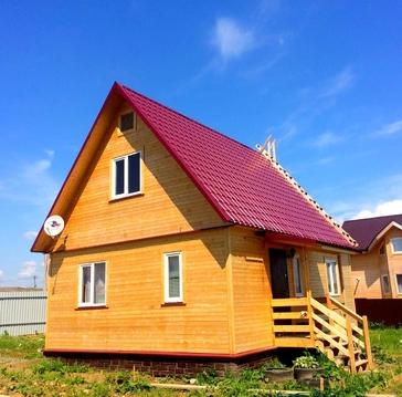 Продается дом в Калужской области - Фото 1