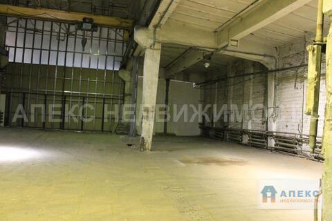 Аренда помещения пл. 534 м2 под склад, производство, , офис и склад м. . - Фото 1