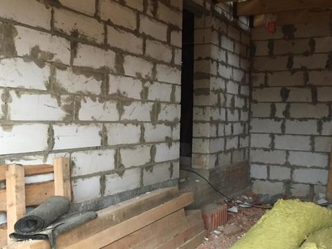 Кирпичный дом (недострой) 280 кв.м д. Поповка Чеховский р-н - Фото 3