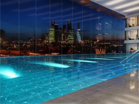 Продается квартира в комплексе жилых небоскребов - Фото 3
