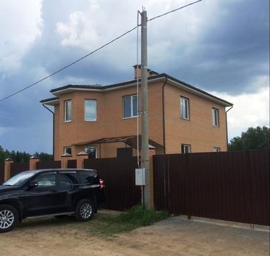 Продается 2х этажный дом 380 кв.м на участке 15 соток - Фото 1