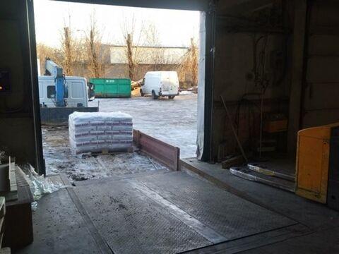 Сдам складское помещение 2443 кв.м, м. Бухарестская - Фото 5