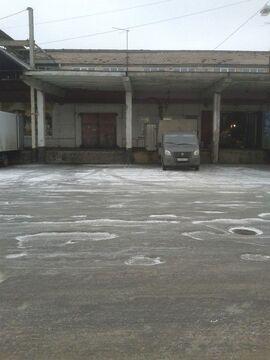 Аренда склада с пандусом 870 кв.м. Без комиссии - Фото 4