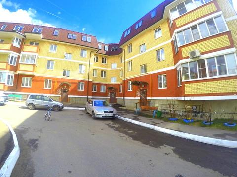 Продаётся 1 комнатная квартира 35 кв.м: МО, Клин, Клинская, 50к2 - Фото 1