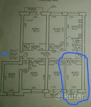 Комната на Ленина - Фото 4