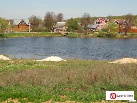 Земельный участок для строительства резиденции в Новой Москве - Фото 1